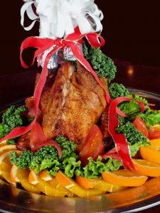 鶏の丸焼き画像
