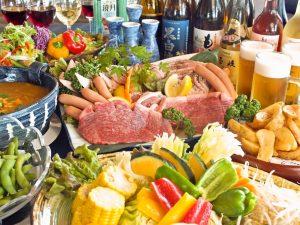 料理雰囲気写真